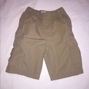 THE CHILDRENS PLACE boys size 8 cargo shorts